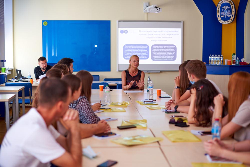 Літня школа «Аудит» в Університеті ДФС України: приємне спілкування зі спікерами та безцінний досвід для молоді