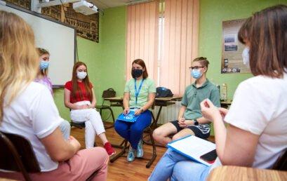 Представники Агентства ООН у справах біженців в Україні та партнерська ГО «КРИМСОС» провели в УДФСУ фокус-групу з випускниками шкіл з окупованих територій