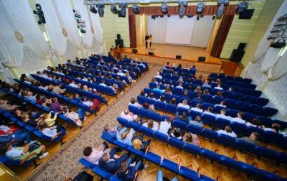 Зустріч батьків та студентів Навчально-наукового інституту права з адміністрацією університету