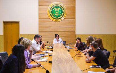 Про реалізацію проєкту Мінреінтеграції «Освіта в Україні – твій шанс на краще майбутнє»