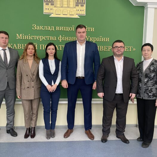 Податковий університет продовжує співпрацю з Державною митною службою України
