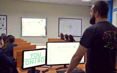 УДФСУ vs YouControl: дистанційне навчання стало ще зручнішим