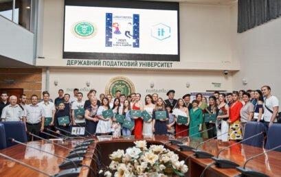 В Університеті ДФС України відбувся випуск бакалаврів Навчально-наукового інституту інформаційних технологій