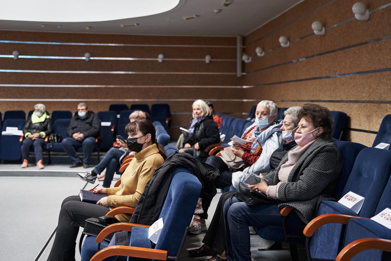 Відбулися організаційні збори Університету третього віку «СВІТ»