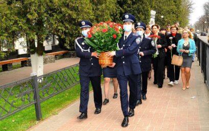 В УДФСУ відбулися урочистості з нагоди Дня пам'яті та примирення і Дня перемоги