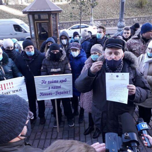 Представники УДФСУ передали до Кабміну лист з проханням розпочати діалог з університетом