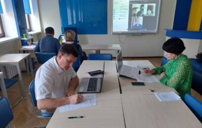 Представники Університету ДФС України та Митного інституту Державного митного комітету Республіки Узбекистан провели зустріч у режимі онлайн