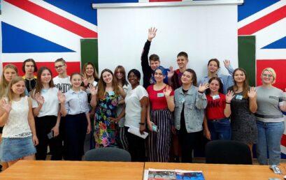 В Університеті ДФС України триває Літня школа з іноземних мов «Enjoy studying!»
