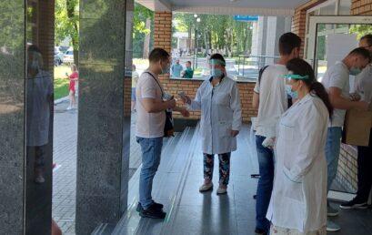 В Університеті ДФС України відбувся єдиний вступний іспит з іноземної мови