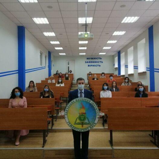 В ННІ гуманітарних наук розпочалося навчання для першокурсників