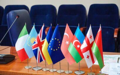 В УДФСУ відбувся Міжнародний круглий стіл: експерти обговорили підготовку фахівців із економічної безпеки держави та правоохоронної діяльності