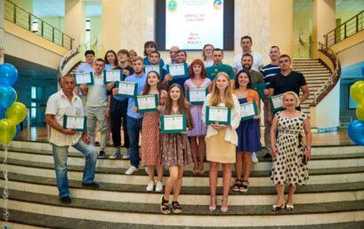 Відбувся перший випуск бакалаврів-спортсменів Університету ДФС України