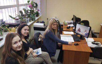 Онлайн-тренінг із Юридичною клінікою Славянського навчально-наукового інституту Університету ДФС України