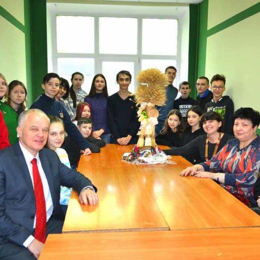 У ННІ інформаційних наук підтримують старовинні українські традиції та обряди