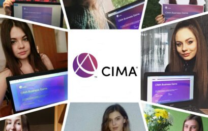 Студенти УДФСУ успішно пройшли гру CIMA Business Game!