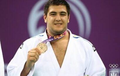 Студент УДФСУ Яків Хаммо став бронзовим призером змагань з дзюдо Masters