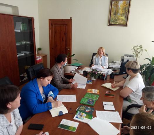 Визначення пріоритетних напрямів науково-дослідних робіт НДІ фіскальної політики Університету державної фіскальної служби України