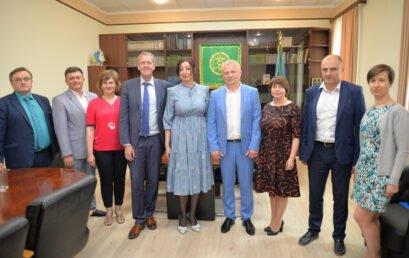 До Університету ДФС України завітали представники Міністерства фінансів Королівства Нідерландів та Міністерства фінансів України