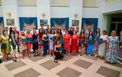 В Університеті ДФС України відбулося урочисте вручення дипломів психологам-бакалаврам ННІ гуманітарних наук
