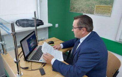 В Університеті ДФС України відбулося онлайн-засідання Вченої ради