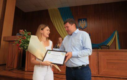 Представники Начально-наукового інституту права Університету ДФС України – стипендіати Ірпінського міського голови