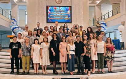 Відбувся перший випуск бакалаврів-журналістів Університету ДФС України