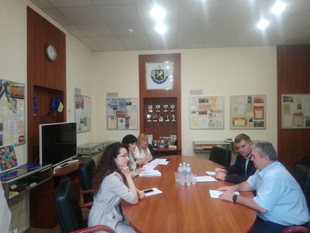 Відбулася робоча зустріч представників Податкового університету та Держаудитслужби